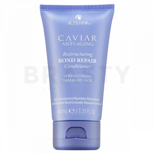 Alterna Caviar Restructuring Bond Repair Conditioner balsam pentru păr deteriorat 40 ml