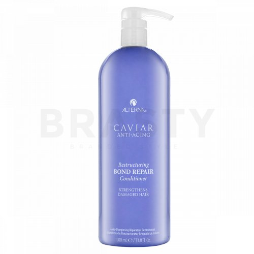 Alterna Caviar Restructuring Bond Repair Conditioner balsamo per capelli danneggiati 1000 ml