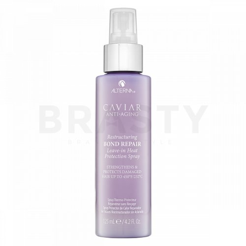 Alterna Caviar Restructuring Bond Repair Leave-in Heat Protection Spray spray protettivo per capelli danneggiati 125 ml