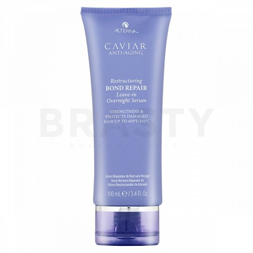 Alterna Caviar Restructuring Bond Repair Leave-in Overnight Serum serum do włosów zniszczonych 100 ml