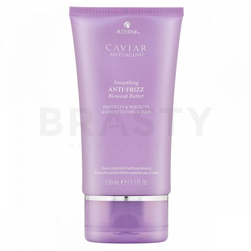 Alterna Caviar Smoothing Anti-Frizz Blowout Butter Crema alisadora Desenredador 150 ml