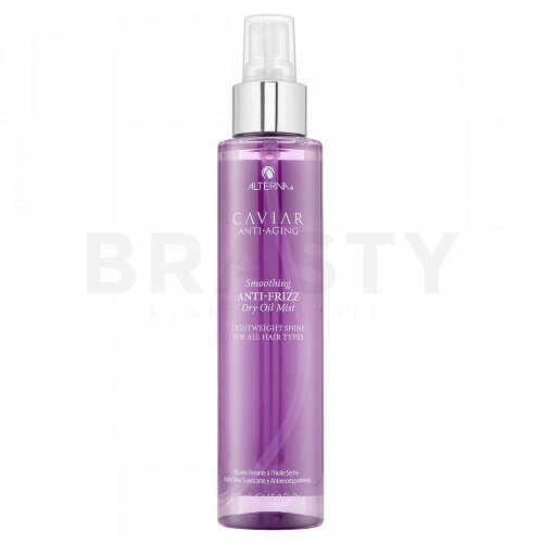 Alterna Caviar Smoothing Anti-Frizz Dry Oil Mist Haaröl gegen gekräuseltes Haar 147 ml