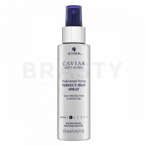 Alterna Caviar Style Perfect Iron Spray Styling-Spray für Wärmestyling der Haare 125 ml