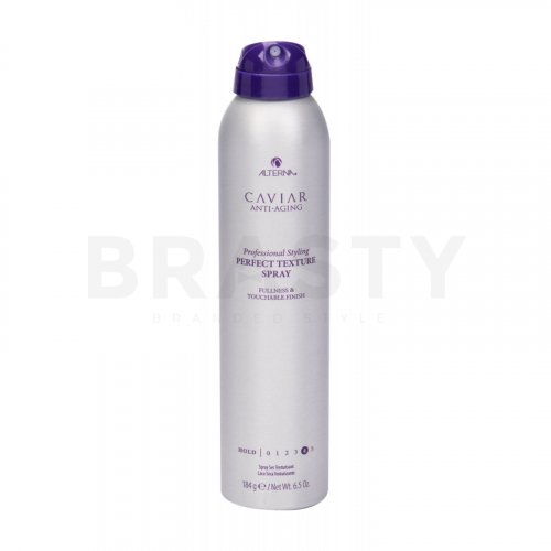 Alterna Caviar Style Perfect Texture Spray hajlakk hővédelemre 184 g