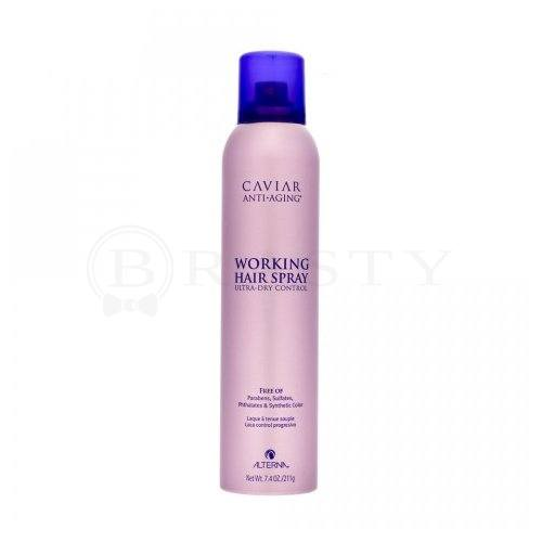 Alterna Caviar Styling Anti-Aging Working Hair Spray Haarlack für mittleren Halt 250 ml