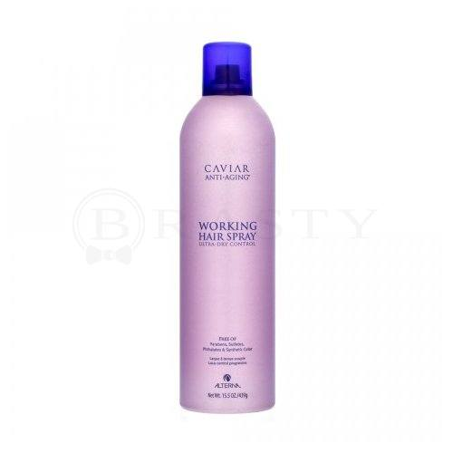 Alterna Caviar Styling Anti-Aging Working Hair Spray hair spray for middle fixation 500 ml