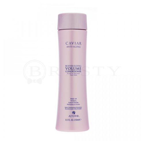 Alterna Caviar Volume Anti-Aging Bodybuilding Volume Condition balsam pentru păr fin 250 ml