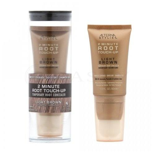 Alterna Stylist 2 Minute Root Touch-Up Light Brown Tempo korektor na odrosty barvených vlasů Light Brown 30 ml