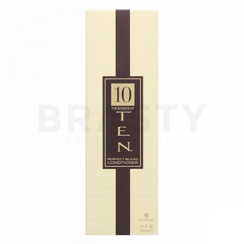 Alterna Ten Perfect Blend Conditioner balsamo nutriente per tutti i tipi di capelli 250 ml