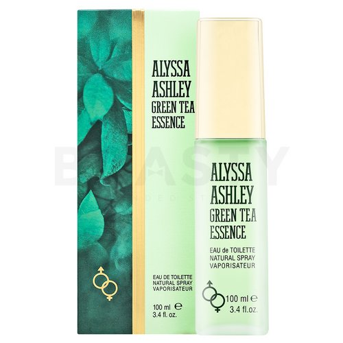 Alyssa Ashley Green Tea Eau de Toilette nőknek 100 ml