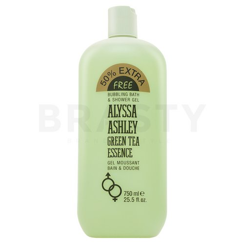 Alyssa Ashley Green Tea gel doccia da donna 750 ml