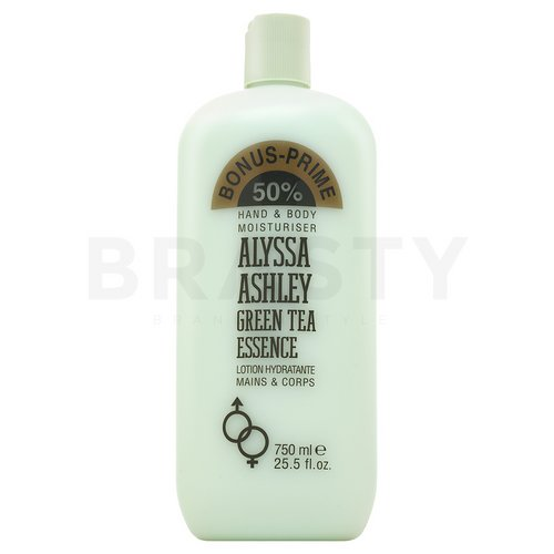 Alyssa Ashley Green Tea Loción corporal para mujer 750 ml