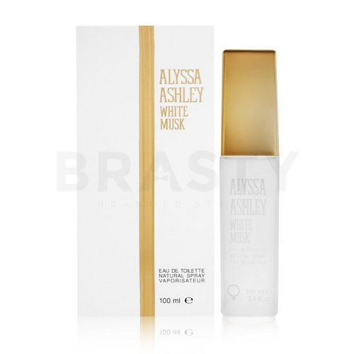 Alyssa Ashley White Musk Eau de Toilette nőknek 100 ml