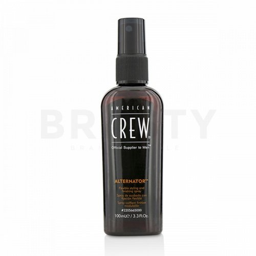 American Crew Alternator Finishing Spray Styling-Spray für mittleren Halt 100 ml