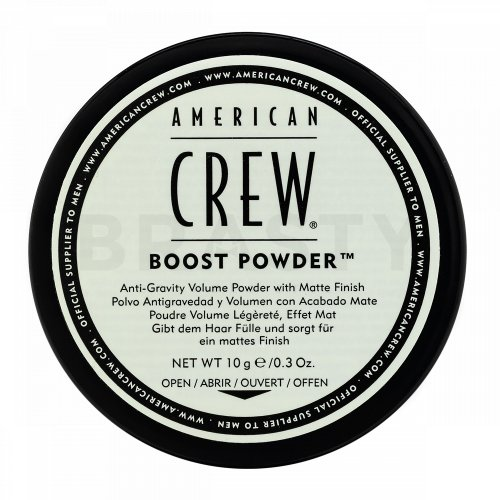 American Crew Boost Powder пудра За обем на косата 10 g