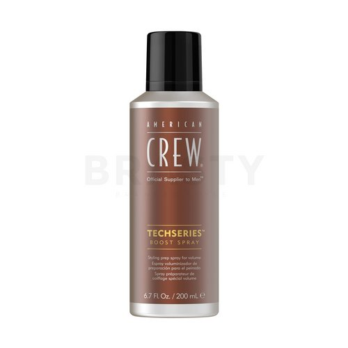 American Crew Tech Series Boost Spray Styling-Spray für Volumen und gefestigtes Haar 200 ml