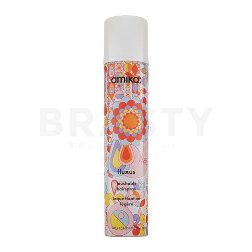 Amika Fluxus Touchable Hairspray лак за коса за средна фиксация 270 ml