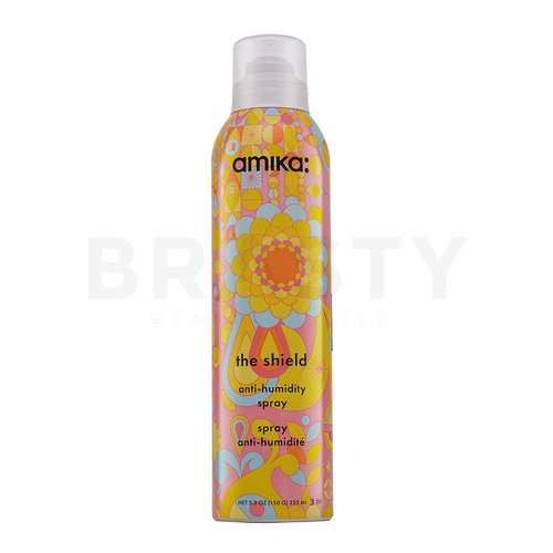 Amika The Shield Anti-Humidity Spray Spray per lo styling per proteggere i capelli dal calore e dall'umidità 225 ml
