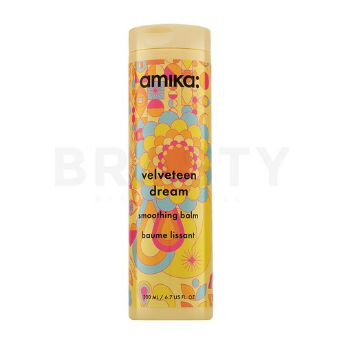 Amika Velveteen Dream Smoothing Balm Suavizante acondicionador Para cabello rebelde 200 ml