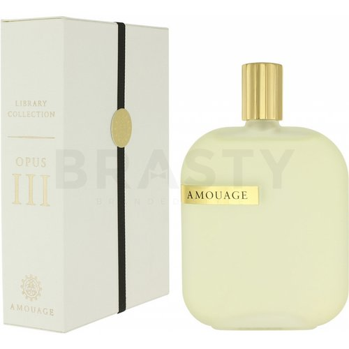 Amouage Library Collection Opus III Eau de Parfum uniszex 50 ml