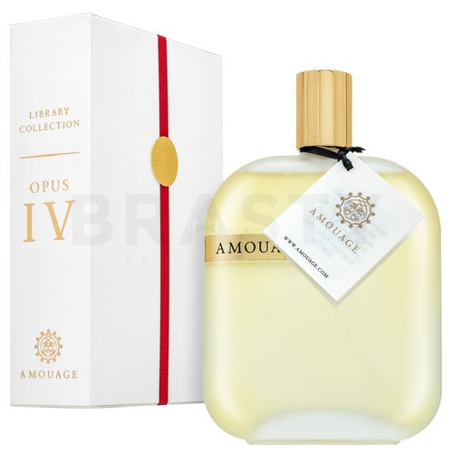 Amouage Library Collection Opus IV Eau de Parfum unisex 100 ml