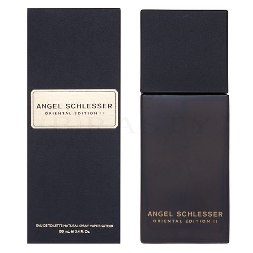 Angel Schlesser Oriental II Eau de Toilette for women 100 ml