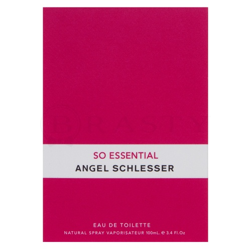 Angel Schlesser So Essential Eau de Toilette femei 100 ml