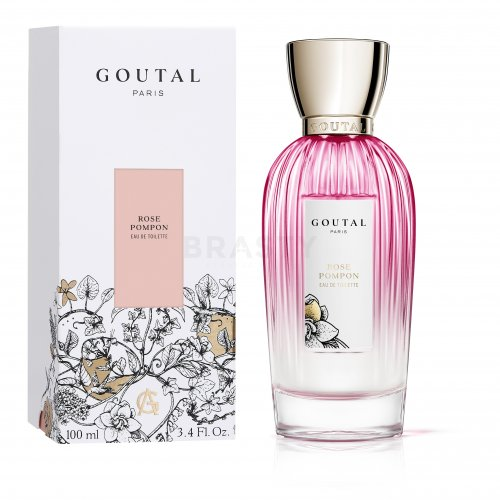 Annick Goutal Rose Pompon New Design Eau de Toilette für Damen 100 ml