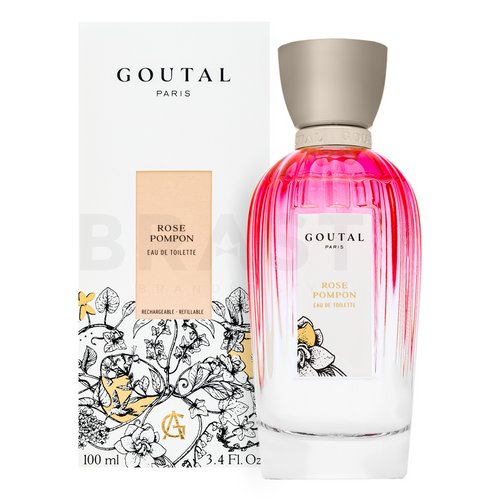 Annick Goutal Rose Pompon New Design Eau de Toilette para mujer 100 ml
