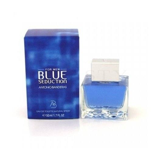 Antonio Banderas Blue Seduction Eau de Toilette da uomo 100 ml