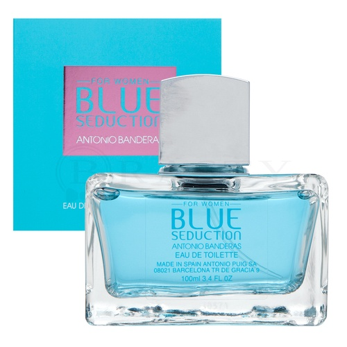 Antonio Banderas Blue Seduction for Women Eau de Toilette für Damen 100 ml
