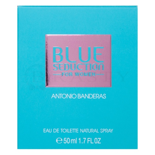 Antonio Banderas Blue Seduction for Women Eau de Toilette for women 50 ml