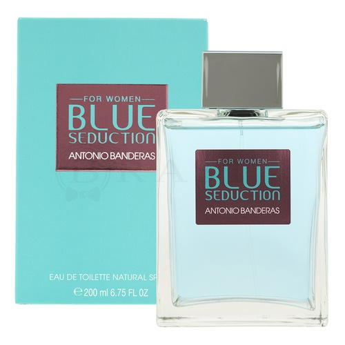 Antonio Banderas Blue Seduction for Women Eau de Toilette para mujer 200 ml