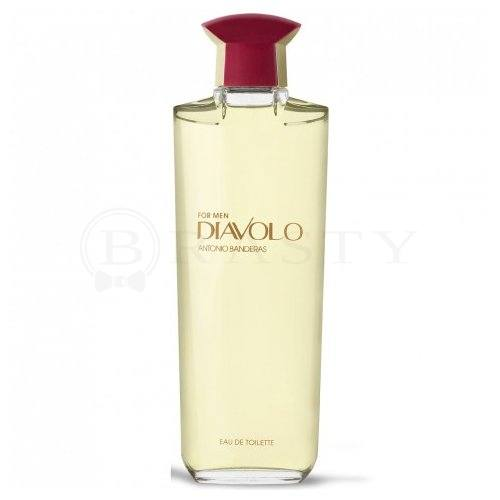 Antonio Banderas Diavolo for Men Eau de Toilette bărbați 100 ml