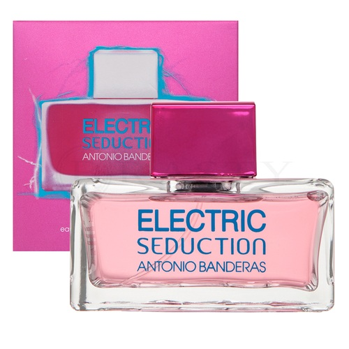Antonio Banderas Electric Blue Seduction for Women toaletná voda pre ženy 100 ml
