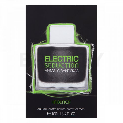 Antonio Banderas Electric Seduction in Black Eau de Toilette bărbați 100 ml