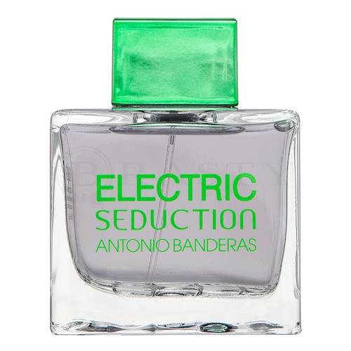 Antonio Banderas Electric Seduction in Black woda toaletowa dla mężczyzn 100 ml