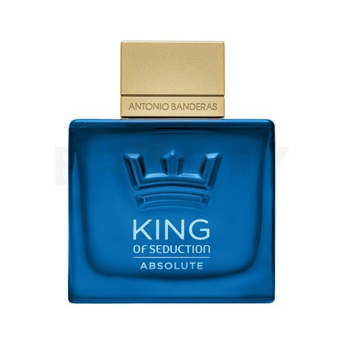 Antonio Banderas King Of Seduction Absolute Eau de Toilette da uomo 100 ml