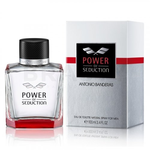 Antonio Banderas Power of Seduction woda toaletowa dla mężczyzn 100 ml