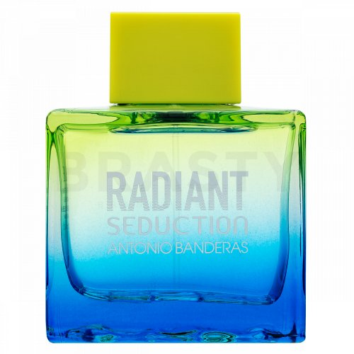 Antonio Banderas Radiant Seduction Blue Eau de Toilette férfiaknak 100 ml