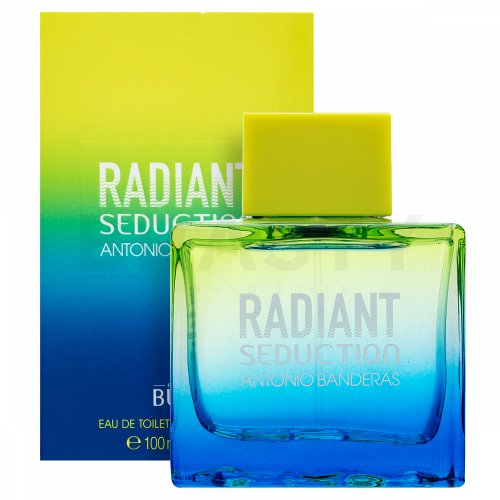 Antonio Banderas Radiant Seduction Blue Eau de Toilette für Herren 100 ml