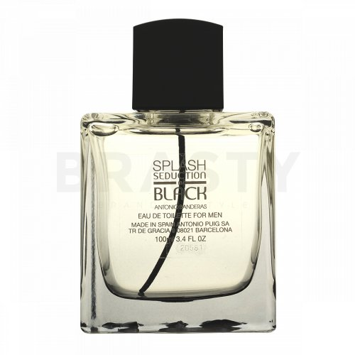 Antonio Banderas Splash Seduction in Black woda toaletowa dla mężczyzn 100 ml