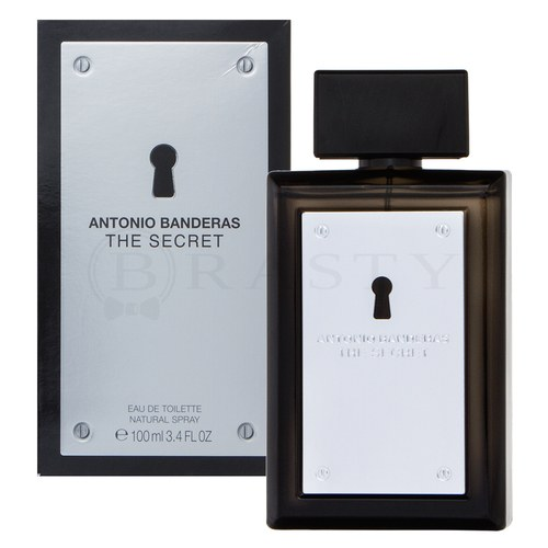 Antonio Banderas The Secret Eau de Toilette for men 100 ml