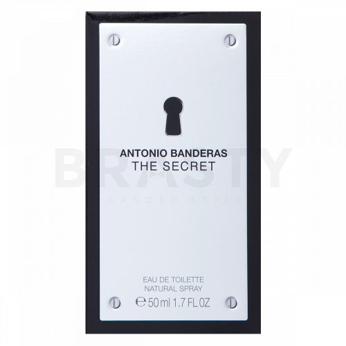 Antonio Banderas The Secret Eau de Toilette für Herren 50 ml