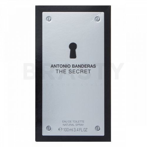 Antonio Banderas The Secret Eau de Toilette para hombre 100 ml
