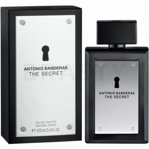 Antonio Banderas The Secret Eau de Toilette para hombre 200 ml