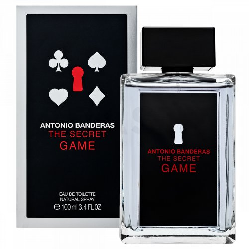 Antonio Banderas The Secret Game Eau de Toilette bărbați 100 ml