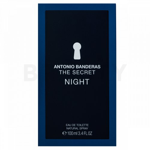 Antonio Banderas The Secret Night Eau de Toilette da uomo 100 ml
