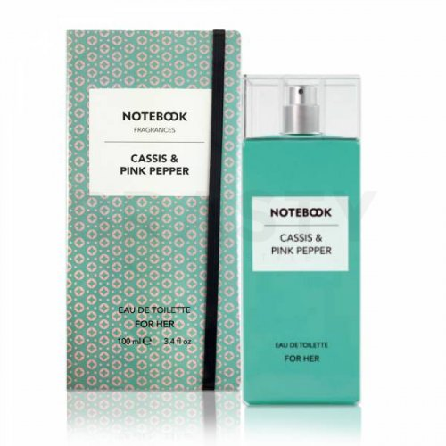 Aquolina Notebook - Cassis & Pink Pepper тоалетна вода за жени 100 ml