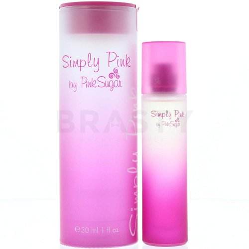 Aquolina Simply Pink By Pink Sugar Eau de Toilette femei 30 ml